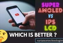 Super Amoled vs IPS LCD